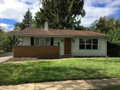 Buffalo Grove Single Family Home For Sale: 388 Lauren Lane