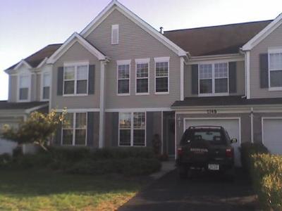Plainfield Rental For Rent: 2148 Rossiter Parkway #2148