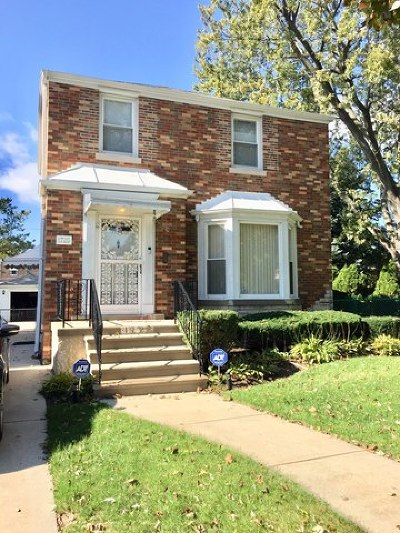 Single Family Home For Sale: 1728 North Rutherford Avenue