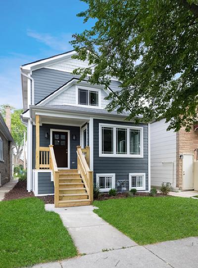 Berwyn Single Family Home For Sale: 1537 Elmwood Avenue
