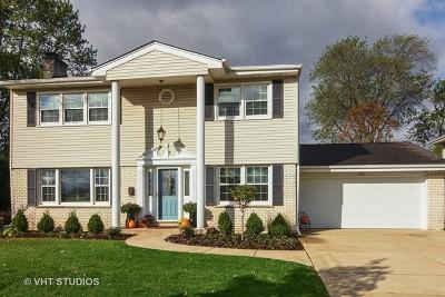 Arlington Heights Single Family Home For Sale: 328 South Dale Avenue