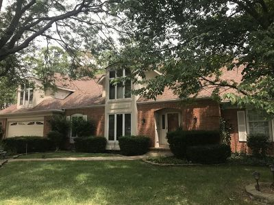 Burr Ridge IL Single Family Home New: $610,000