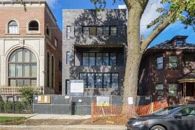 Condo/Townhouse For Sale: 1516 West Wrightwood Avenue #2