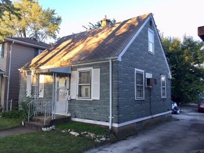 Chicago Residential Lots & Land New: 11639 South Central Park Avenue