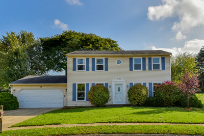 Naperville Single Family Home New: 90 Quail Hollow Court