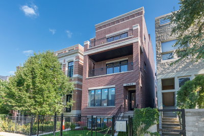 Condo/Townhouse New: 2621 North Lakewood Avenue #3
