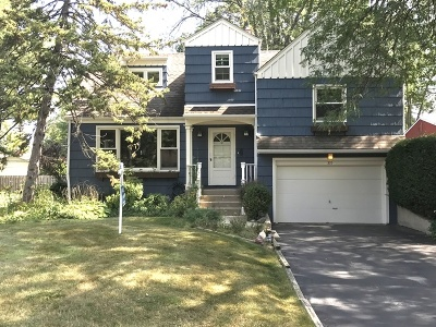 Glenview Single Family Home For Sale: 335 Spruce Street