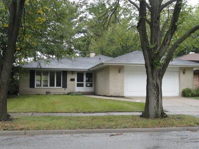 Homewood Single Family Home Contingent: 19044 Center Avenue