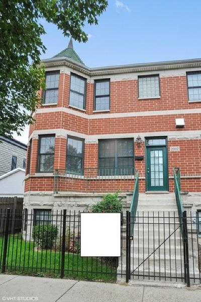 Chicago Single Family Home New: 2002 West Sunnyside Avenue