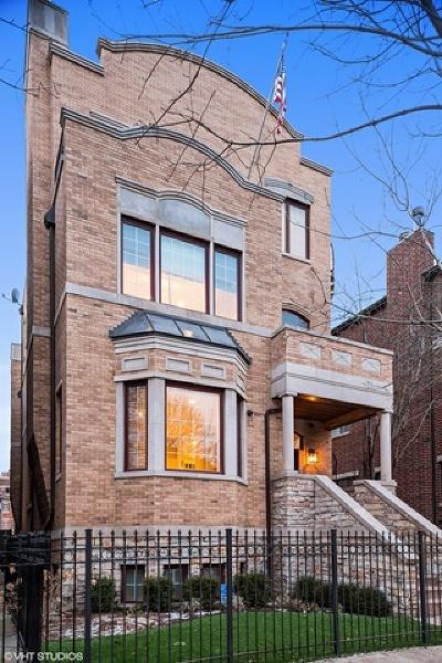 Single Family Home For Sale: 2728 North Bosworth Avenue