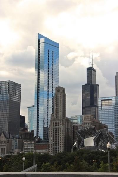 Chicago Condo/Townhouse New: 60 East Monroe Street #4205