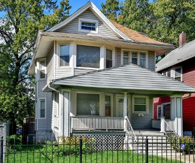 Chicago Single Family Home New: 32 North Mayfield Avenue