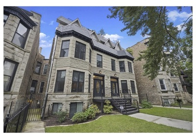 Condo/Townhouse New: 1455 West Carmen Avenue #1E