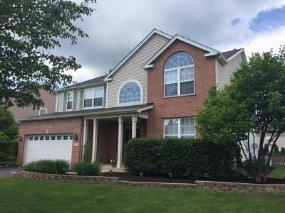 North Aurora Single Family Home New: 2705 McDuffee Circle