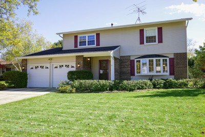Algonquin Single Family Home For Sale: 675 Concord Court