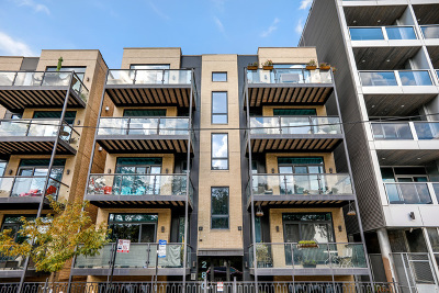 Chicago Condo/Townhouse New: 2808 West North Avenue #3W