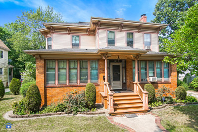 Chicago Single Family Home New: 11124 South Hoyne Avenue