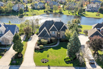 Libertyville Single Family Home New: 14643 North Somerset Circle