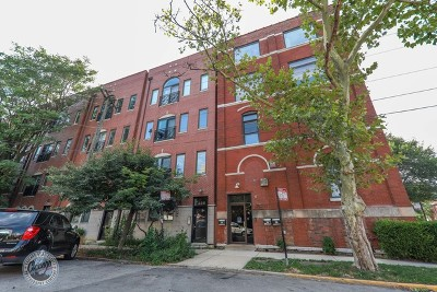 Condo/Townhouse New: 428 North Noble Street #1