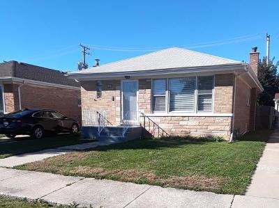 Franklin Park Single Family Home New: 2536 Lincoln Street