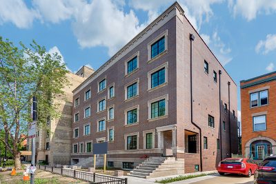 Condo/Townhouse New: 647 West Aldine Avenue #PH