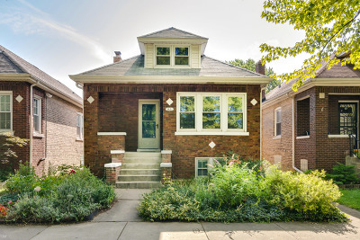 Brookfield Single Family Home New: 3831 Morton Avenue