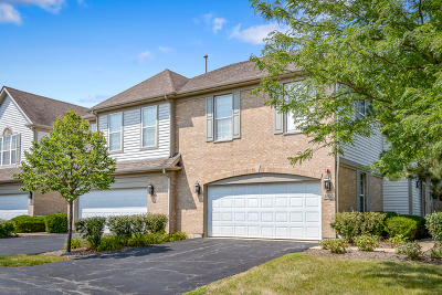 Hoffman Estates Condo/Townhouse New: 5475 McDonough Road