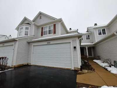 Bartlett IL Condo/Townhouse New: $229,500