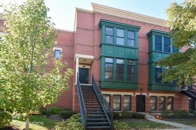 Palatine Condo/Townhouse New: 158 North Rose Street