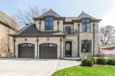 Oak Brook Single Family Home For Sale: 2802 Meyers Road