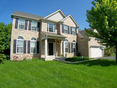 Hoffman Estates Single Family Home For Sale: 2301 Edgartown Lane