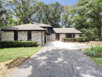 Woodridge Single Family Home For Sale: 2948 Hickory Court