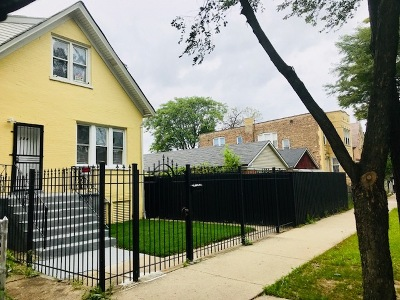 Chicago Single Family Home New: 720 North Springfield Avenue