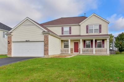 Joliet Single Family Home New: 8209 Waterbury Drive