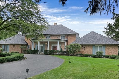 Oak Brook Single Family Home For Sale: 5 Berseem Court