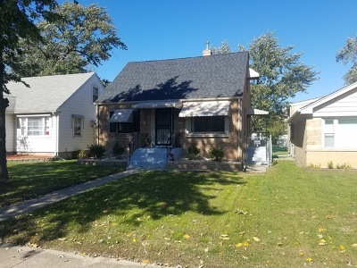 Single Family Home For Sale: 414 Webb Street