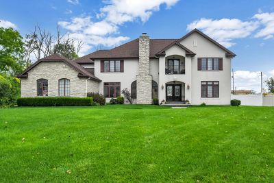 Flossmoor Single Family Home For Sale: 1825 Yale Road