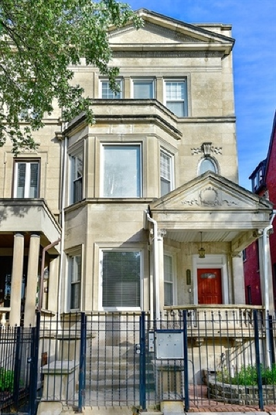 Bronzeville Condo/Townhouse For Sale: 4537 South King Drive #3