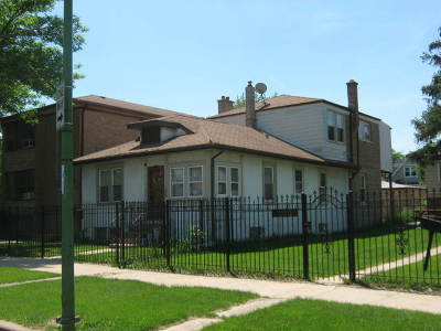 Chicago Single Family Home New: 2216 North Moody Avenue
