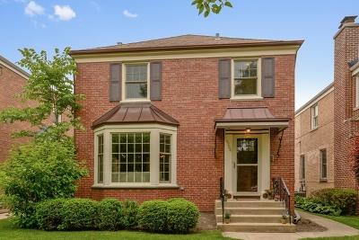 Chicago Single Family Home New: 6284 North Leona Avenue