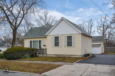 Thornton Single Family Home For Sale: 203 South Hunter Street
