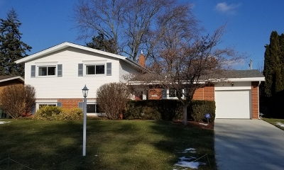 Arlington Heights Single Family Home New: 1220 East Fremont Street