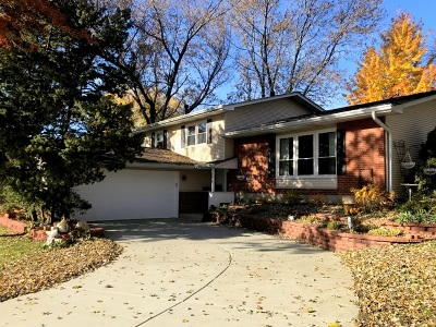 Downers Grove Single Family Home New: 7240 Fairmount Avenue