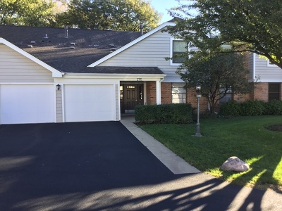 Schaumburg Condo/Townhouse New: 270 Kings Mill Court #B2