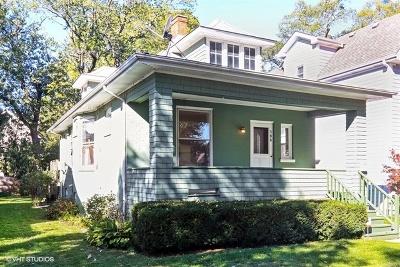 La Grange Park Single Family Home New: 308 North Waiola Avenue