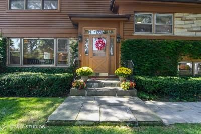 Glenview Single Family Home New: 2100 Fir Street