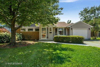 Northbrook Single Family Home New: 1200 Dell Road
