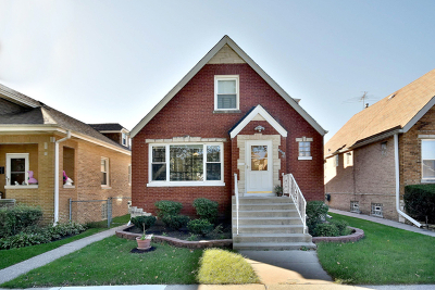 Elmwood Park Single Family Home For Sale: 2224 North 75th Court
