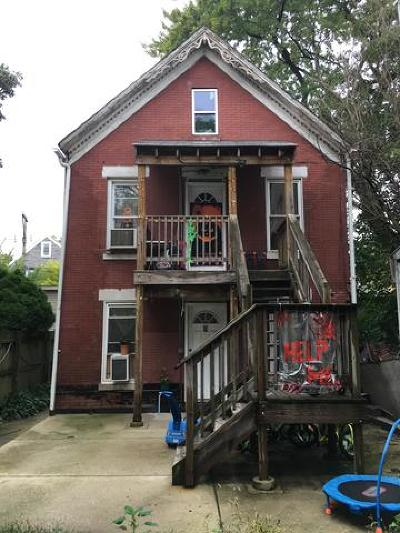 Multi Family Home For Sale: 2436 South Trumbull Avenue