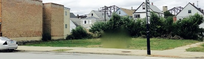 Chicago Residential Lots & Land New: 9654-56 South Ewing Avenue South